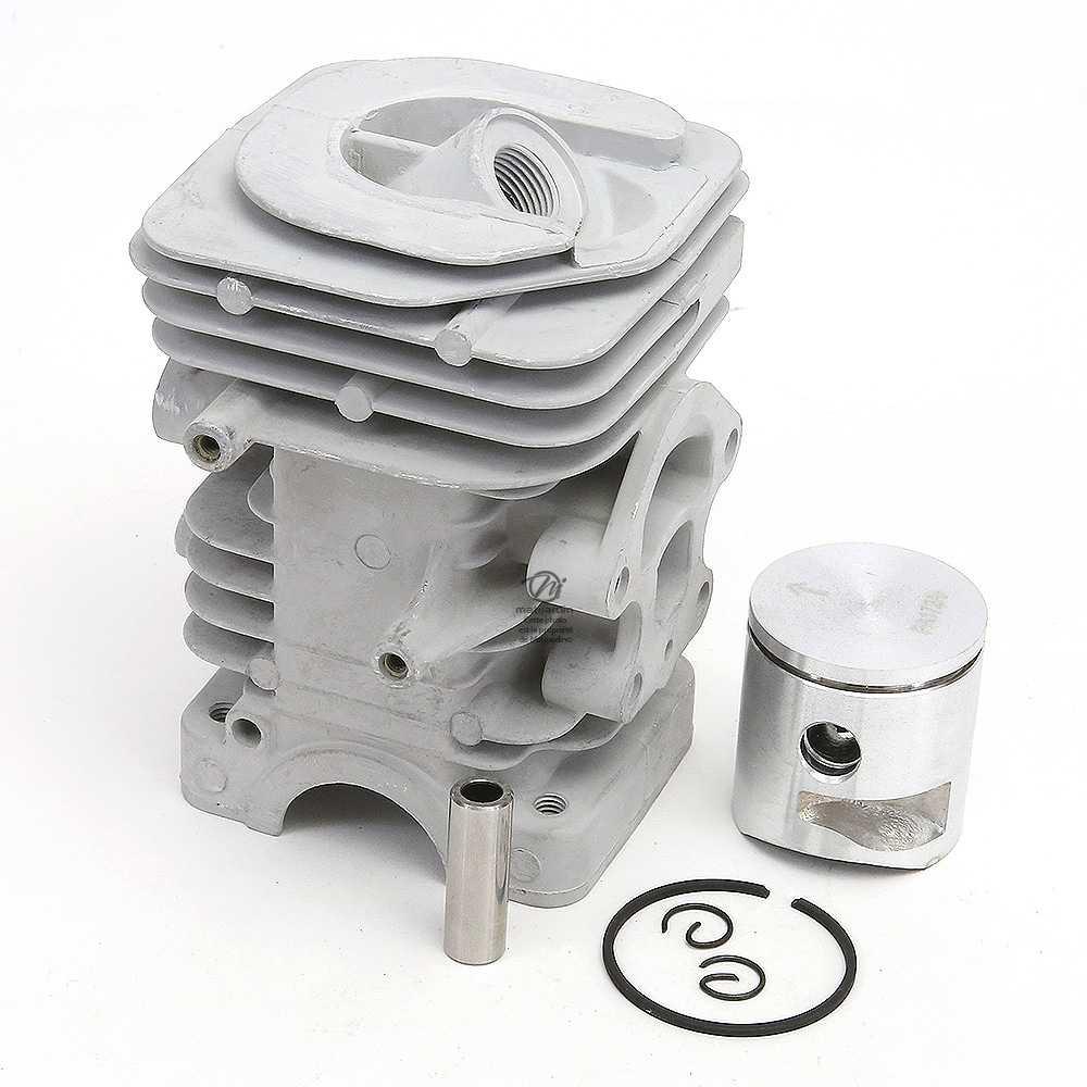 cylindre piston tron onneuse husqvarna 236 et 240 d 39mm. Black Bedroom Furniture Sets. Home Design Ideas